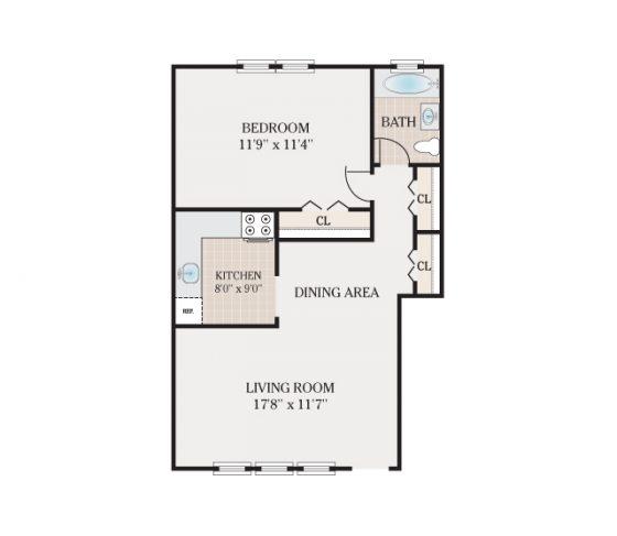 Treetop apartments